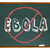 no ebola word chalkboard stop cure virus disease stock photo © iqoncept