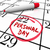 personal day vacation time off calendar circled date stock photo © iqoncept