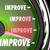 improve word speedometer increase grow more better results stock photo © iqoncept