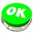 yeşil · kelime · evet · 3D · 3d · render · örnek - stok fotoğraf © iqoncept