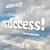 succes · woorden · wolken · doelen · geslaagd · leven - stockfoto © iqoncept