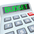 budget word calculator home business finances stock photo © iqoncept