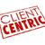 cliente · palavras · certificado · cliente · companhia - foto stock © iqoncept