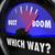 boom or bust words gauge measure success failure earnings vs los stock photo © iqoncept
