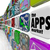the apps market wall of app application software icons stock photo © iqoncept