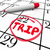 trip word circled calendar travel plan stock photo © iqoncept