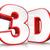 3D · computador · televisão · tela · tela · do · computador · isolado - foto stock © iqoncept