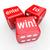 勝利 · お金 · ギャンブル · 賞 · 単語 - ストックフォト © iqoncept