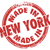 made in new york pride in manufacturing production stamp badge stock photo © iqoncept