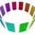 kleurrijk · deuren · rij · strand · deur · groene - stockfoto © iqoncept