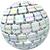 marca · 3D · esfera · palavra · branco · dinheiro - foto stock © iqoncept