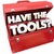 have the tools question skills expertise necessary toolbox stock photo © iqoncept