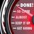 sebességmérő · gól · piros · tű · mutat · elér - stock fotó © iqoncept