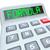 formula word calculator math problem figure answer stock photo © iqoncept