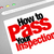 how to pass your inspection words website internet page screen stock photo © iqoncept