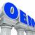 pedra · colunas · entrada · edifício · New · York · City · viajar - foto stock © iqoncept