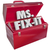 ms fix it toolbox words miss handy worker skilled trade stock photo © iqoncept