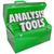 テスト · ツール · 3D · 単語 · ツールボックス · 評価 - ストックフォト © iqoncept