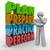 плана · готовый · планирования · успех · стратегия · 3D - Сток-фото © iqoncept