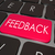 feedback word computer keyboard key opinion stock photo © iqoncept