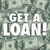 financiële · woorden · krediet · hypotheek · bancaire · geld - stockfoto © iqoncept