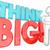 gondolkodó · álmodozó · tervező · gondolkodik · személy · kreativitás - stock fotó © iqoncept