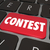 contest computer key button enter jackpot prize drawing online stock photo © iqoncept