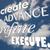 create advance refine execute 3d words strategy plan stock photo © iqoncept