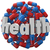 health medicine pill capsule ball sphere stock photo © iqoncept