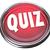 quiz red button word test evaluation exam stock photo © iqoncept