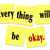 everything will be okay reassurance advice problem worry ok stock photo © iqoncept