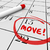 jour · du · déménagement · calendrier · importante · date · rappel · mots - photo stock © iqoncept