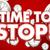 время · остановки · часы · белый · слов · фон - Сток-фото © iqoncept