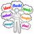 proaktív · előkészített · gondolkodó · 3D · szavak · gondolkodik - stock fotó © iqoncept