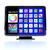 aplicativos · palavra · ícones · televisão · tela · hdtv - foto stock © iqoncept