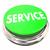 service good preferred best company business green button 3d ill stock photo © iqoncept