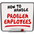 how to handle problem employees worker management advice stock photo © iqoncept