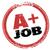 a plus job stamp grade score best performance test stock photo © iqoncept