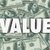 value 3d word money background asset worth price cost stock photo © iqoncept