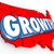 estrondo · 3D · palavra · explosivo · crescimento · crescimento - foto stock © iqoncept