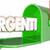urgente · messaggio · scritto · nero · pen · rosa - foto d'archivio © iqoncept