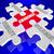 видимость · экспертиза · достоверность · головоломки · головоломки · 3d · иллюстрации - Сток-фото © iqoncept
