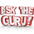 ask the guru question 3d words help guidance assistance stock photo © iqoncept