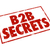 b2b secrets red ink stamp information tips advice business sales stock photo © iqoncept