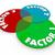 factor 1 2 3 venn diagram common shared area intersection stock photo © iqoncept