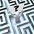 person holding question mark sign lost in maze labyrinth stock photo © iqoncept