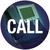 urgente · chiamata · rosso · telefono · isolato · bianco - foto d'archivio © iqoncept