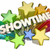 showtime event starting begin new premiere stars 3d illustration stock photo © iqoncept