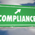 compliance follow rules road freeway sign word 3d illustration stock photo © iqoncept