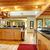 log cabin style kitchen interior stock photo © iriana88w